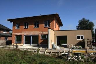 Rohbau_Massivhaus_Lambach